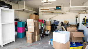 Garage Door Repairs and Removing Clutter From your Georgia Home