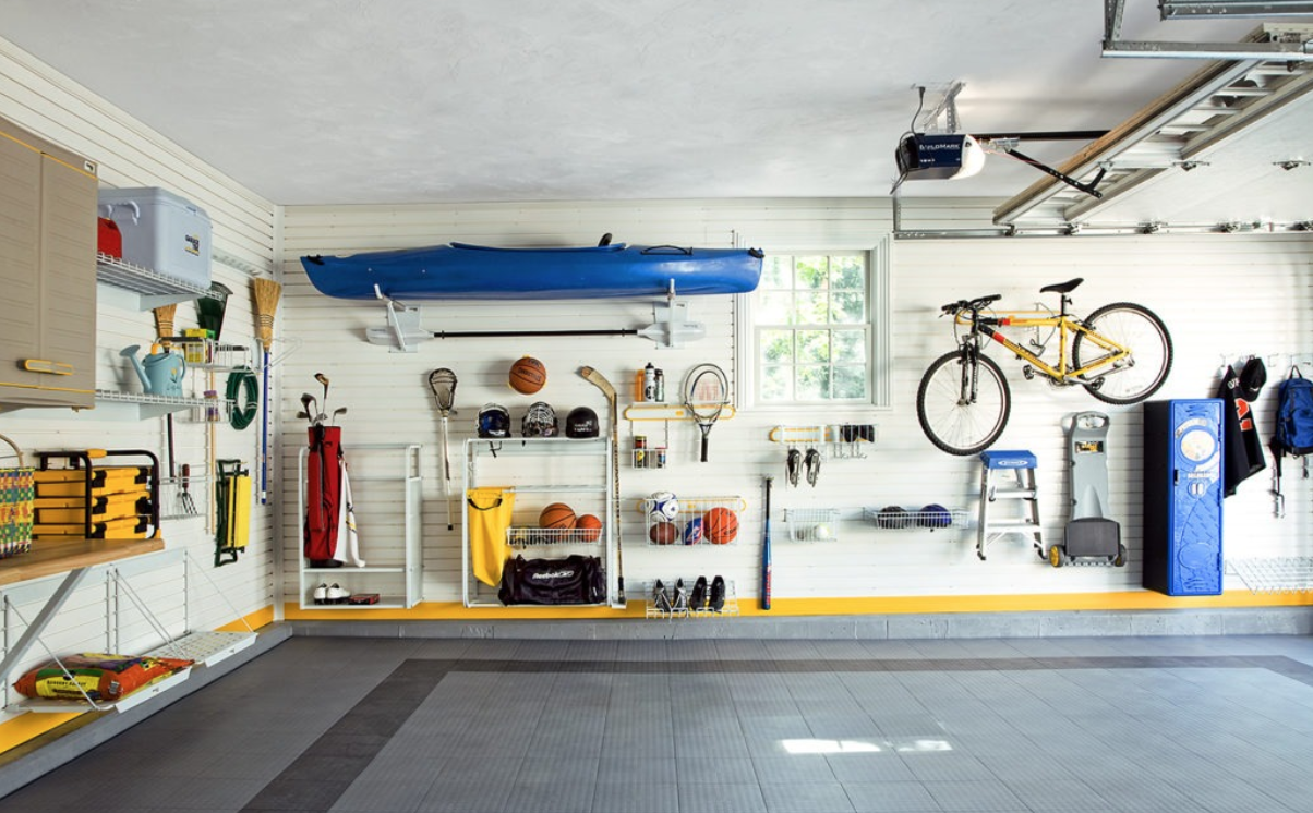 Maximizing Storage And Minimize Clutter In Your Garage